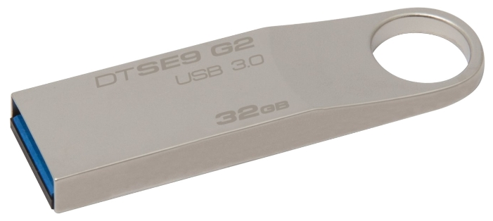 Флешка 32GB Kingston DataTraveler SE9 G2 USB 3.0 Металл