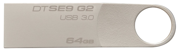Флешка 64GB Kingston DataTraveler SE9 G2 USB 3.0 Металл