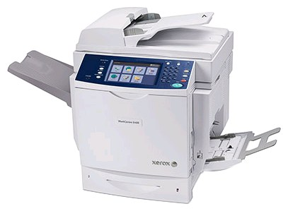 МФУ лазерное Xerox WorkCentre 6400FX