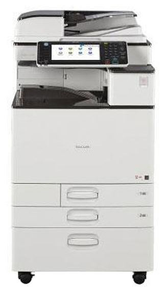 МФУ лазерное Ricoh MP C2011SP