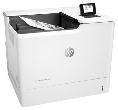Принтер лазерный HP Color LaserJet Enterprise M652dn