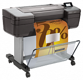 Плоттер   HP DesignJet Z6 24-in Postscript Printer  ( T8W15A )