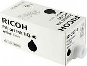 Краска тип HQ90 чёрные Ricoh Priport (CS)